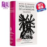 【中商原版】【西班牙文版】唐・吉诃德 Don Quijote de la Mancha 经典文学