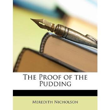 【预订】The Proof of the Pudding 预订商品,需要1-3个月发货,非质量问题不接受退换货。