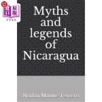 【中商海外直订】Myths and legends of Nicaragua