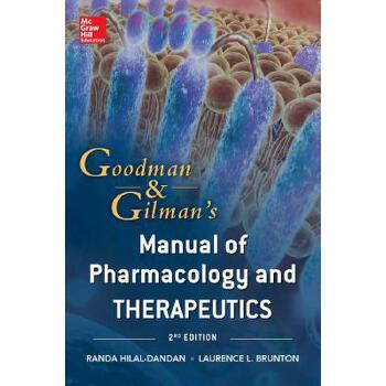 【预订】Goodman and Gilman's Manual of Pharmacology and Therapeutics 预订商品,需要1-3个月发货,非质量问题不接受退换货。