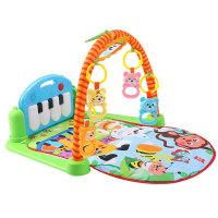宝宝音乐游戏毯地垫6-12月婴儿健身架器脚踏钢琴玩具0-3个月益智