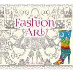 ESCAPES Fashion Art Coloring Book(【按需印刷】)