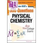 【中商海外直订】McGraw-Hill's 500 Physical Chemistry Questions: Ace