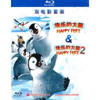 快乐的大脚和快乐的大脚2(2BD蓝光碟)