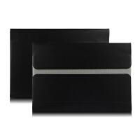 华为MateBook D笔记本包15.6英寸电脑内胆包袋PL-W09/W19保护皮套 黑色【华为MateBook D 1
