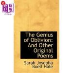 【中商海外直订】The Genius of Oblivion: And Other Original Poems