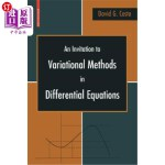 【中商海外直订】An Invitation to Variational Methods in Differentia