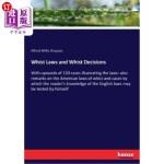 【中商海外直订】Whist Laws and Whist Decisions