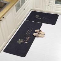 厨房地垫进门长条防油脚垫家用门口吸水床边卧室门垫进门