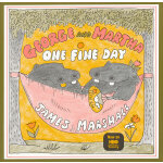 George and Martha One Fine Day 乔治和玛莎快乐的一天 9780395329214