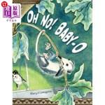 【中商海外直订】Oh No! Baby-O