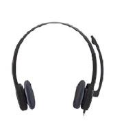 Logitech/罗技 H151 耳机麦克风 头戴式音乐语音耳麦 全新盒装正品行货
