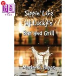 【中商海外直订】Sippin' Life at Lucky's Bar and Grill