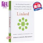【中商原版】链接:商业、科学与生活的新思维 英文原版 Linked: How Everything Is Connec