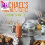 【中商海外直订】Rachael's Made Real Recipes: Easy Low Carb Living f