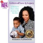 【中商海外直订】Letters of Love and Legacy: A Mother's Tale of Her
