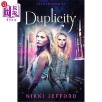 【中商海外直订】Duplicity (Spellbound #2)
