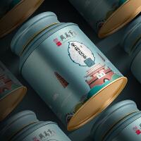 茉莉龙珠茶叶茉莉花茶浓香型绿茶新花茶散装500g罐装