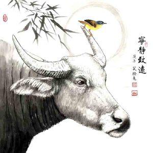 本名邝祖海,漫画家,插画师,商业产品和平面设计师,笑脸兔漫画创始人(宁静致远)