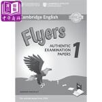 【中商原版】剑桥少儿英语第三级1(YLE Flyers)真题集:答案(适合2018年起的考试)英文原版 Cambrid