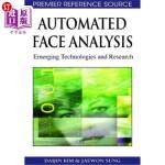 【中商海外直订】Automated Face Analysis: Emerging Technologies and