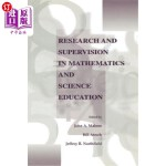 【中商海外直订】Research and Supervision in Mathematics and Science