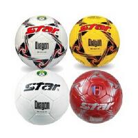 足球STAR世达足球SB515手缝足球PU耐磨足球5号4号比赛用足球
