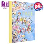 【中商原版】精品绘本 Sam Usher 自由 FREE 儿童读物 英文原版