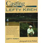 【预订】Casting with Lefty Kreh