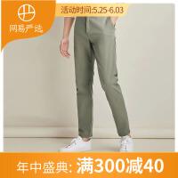 【一口价】 新疆棉 男式基础合体直筒休闲裤(限时包邮!)