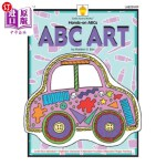 【中商海外直订】ABC Art