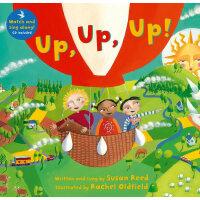 Up, Up, Up!(A Barefoot Singalong)向上、向上、向上!(书+CD)ISBN9781846