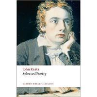 英文原版 约翰・济慈:诗选(牛津世界经典) Selected Poetry