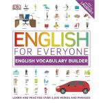 现货 英文原版 English for Everyone Vocabulary Builder