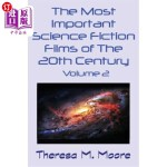 【中商海外直订】The Most Important Science Fiction Films of The 20t