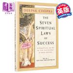 【中商原版】狄巴克・乔布拉:成功的七条精神法则 英文原版 The Seven Spiritual Laws Of Su