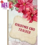 【中商海外直订】Christmas Card Tracker: Your Holiday Mailing Organi