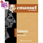 【中商海外直订】Emanuel Law Outlines for Evidence