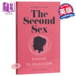 【中商原版】西蒙・波伏瓦:第二性(女性主义经典短篇)英文原版 The Second Sex (Vintage Femi