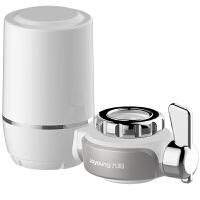 九阳(Joyoung)净水器1机4芯 家用厨房自来水前置水龙头过滤器净水机 JYW-T02四芯套装