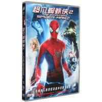 正版正品 超凡蜘蛛侠2 盒装DVD D9 含国配 蜘蛛侠2:决战电魔