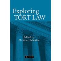 【预订】Exploring Tort Law Y9780521851367