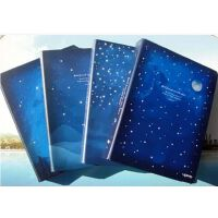 联华只有星星才会映亮夜空活页本笔记事本子活页日记本A5/B5