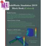 【中商海外直订】Solidworks Simulation 2019 Black Book (Colored)