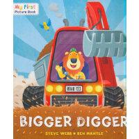 My First Picture Book: Bigger Digger 我的第一本图画书:大大矿工 ISBN 978