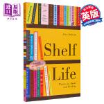 【中商原版】书架生活:作家论书和阅读 英文原版 Shelf Life: Writers on Books and Re