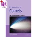 【中商海外直订】Introduction to Comets