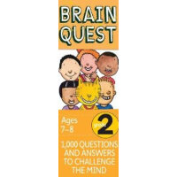 Brain Quest Grade 2, revised 4th edition 智力开发系列:2年级益智 ISBN9