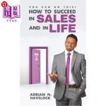 【中商海外直订】You Can Do This! How to Succeed in Sales and in Lif