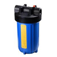 10寸大胖防暴蓝瓶加厚净水器滤芯外壳滤瓶高品质软水通用配件